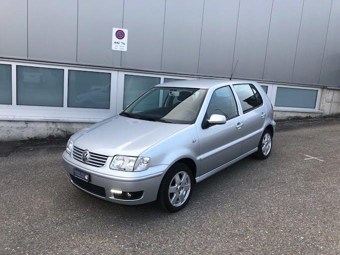 VW Polo 60 Comfortline 175'450 km CHF2'400 - buy on carforyou.ch - 1