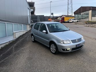 VW Polo 60 Comfortline 175'450 km CHF2'400 - buy on carforyou.ch - 2