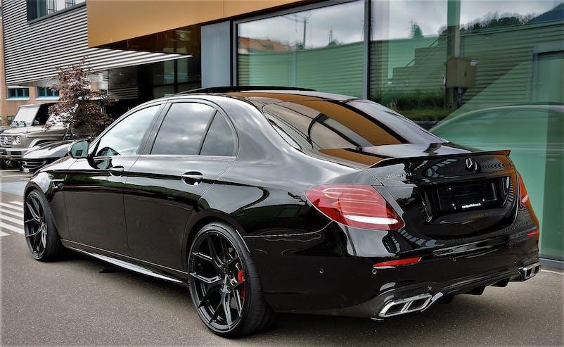 Mercedes-Benz E-Klasse E 63 AMG S 4Matic+ Speedshift MCT 15'900 km CHF109'900 - buy on carforyou.ch - 1