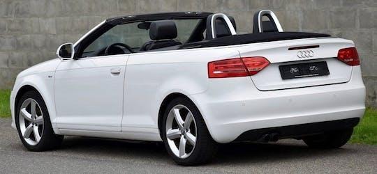 Audi A3 Cabriolet 1.8 TFSI S-Line Ambition 200'000 km CHF4'700 - buy on carforyou.ch - 2