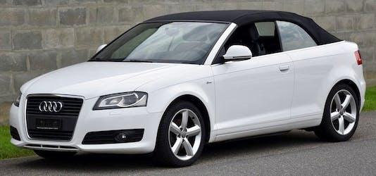 Audi A3 Cabriolet 1.8 TFSI S-Line Ambition 200'000 km CHF4'700 - buy on carforyou.ch - 3