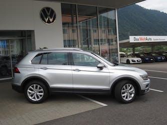 VW Tiguan 2.0 TDI SCR Highline 4Motion DSG 23'500 km CHF38'500 - buy on carforyou.ch - 2