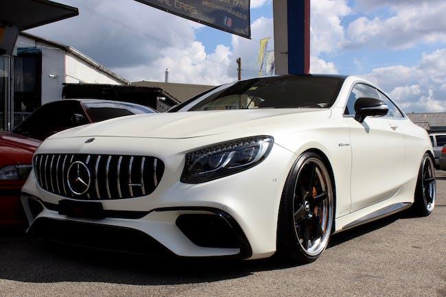 Mercedes-Benz S-Klasse S 63 AMG Coupé 4Matic Speedshift MCT 67'000 km CHF99'999 - acquistare su carforyou.ch - 1