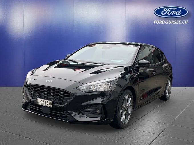 Ford Focus 1.0i EcoBoost 125 PS ST-Line AUT. 18'000 km CHF25'950 - buy on carforyou.ch - 1