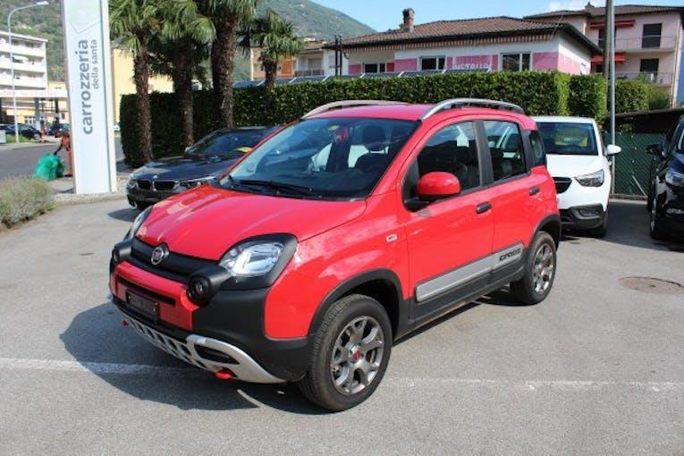 Fiat Panda 0.9T.air Cross 4x4 2'500 km CHF16'900 - buy on carforyou.ch - 1