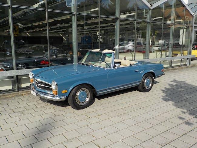 Mercedes-Benz 280 SL 75'000 km CHF84'500 - kaufen auf carforyou.ch - 1