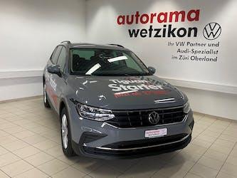 VW Tiguan 1.5TSI Evo Starter 10 km CHF29'600 - buy on carforyou.ch - 2