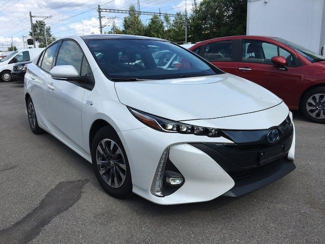 Toyota Prius 1.8 VVT-i Plug-in Hybrid Solar 75'000 km CHF25'000 - kaufen auf carforyou.ch - 1