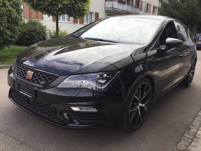 SEAT Leon 2.0 TSI Cupra 300 DSG ***PANORAMAGLASDACH*** 15'900 km CHF33'900 - buy on carforyou.ch - 1