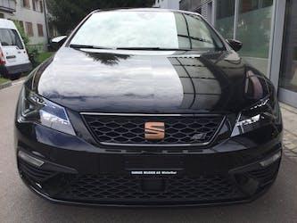 SEAT Leon 2.0 TSI Cupra 300 DSG ***PANORAMAGLASDACH*** 15'900 km CHF33'900 - buy on carforyou.ch - 2