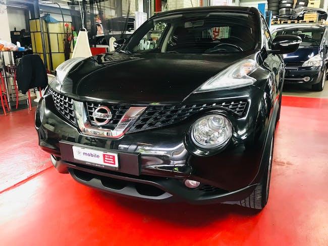 Nissan Juke 1.2 DIG-T tekna 85'500 km CHF8'999 - kaufen auf carforyou.ch - 1
