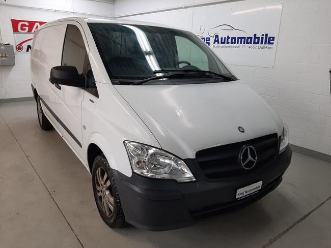 Mercedes-Benz Vito 113 CDI Blue Efficiency 134'000 km CHF9'500 - buy on carforyou.ch - 1
