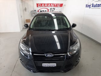 Ford Focus 2.0 TDCi Carving PowerShift 100'000 km CHF8'900 - buy on carforyou.ch - 2
