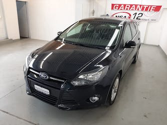 Ford Focus 2.0 TDCi Carving PowerShift 100'000 km CHF8'900 - buy on carforyou.ch - 3