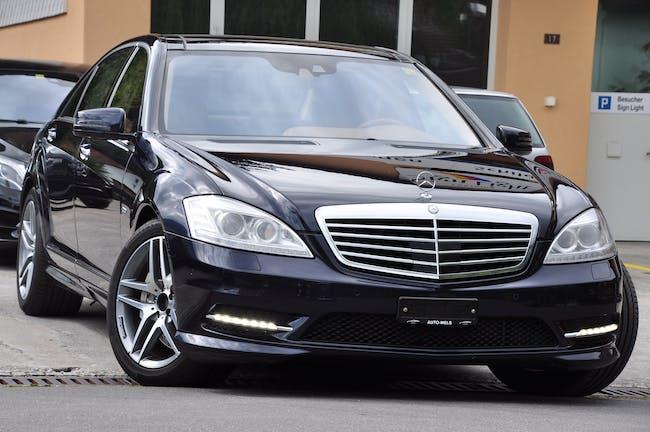 Mercedes-Benz S-Klasse S 500 L BlueEfficiency SS 4Matic 7G-Tronic 266'000 km CHF13'900 - acquistare su carforyou.ch - 1