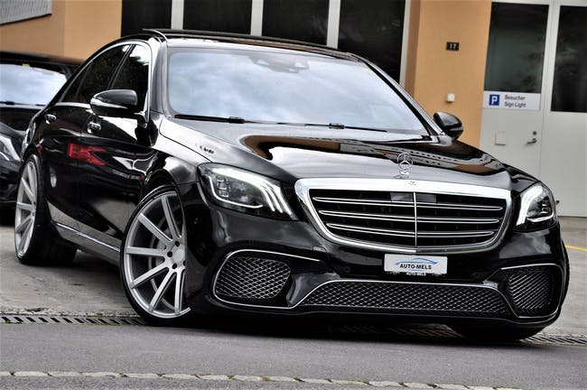 Mercedes-Benz S-Klasse S 350 d L 9G-Tronic AMG Line 21'000 km CHF80'900 - acquistare su carforyou.ch - 1