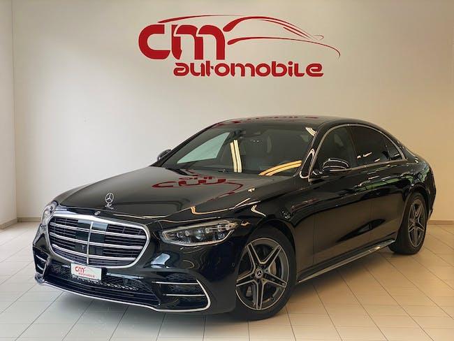 Mercedes-Benz S-Klasse S 350 d 4Matic AMG Line 9G-Tronic 8'500 km CHF122'800 - acquistare su carforyou.ch - 1