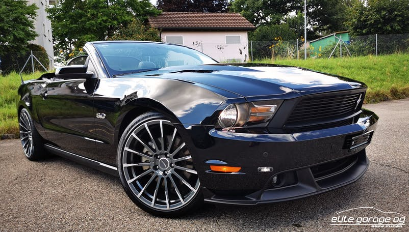 Ford Mustang 5.0 GT 46'500 km CHF29'800 - buy on carforyou.ch - 1