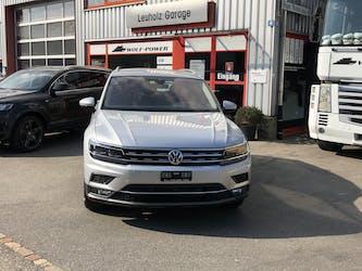 VW Tiguan 2.0 TDI SCR Highline DSG 29'900 km CHF34'700 - buy on carforyou.ch - 2