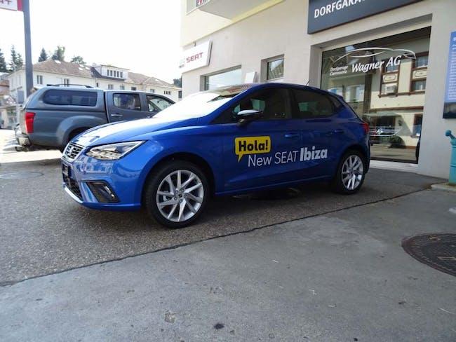 SEAT Ibiza 1.0 TSI 110 Hola FR DSG 5'000 km CHF27'130 - buy on carforyou.ch - 1