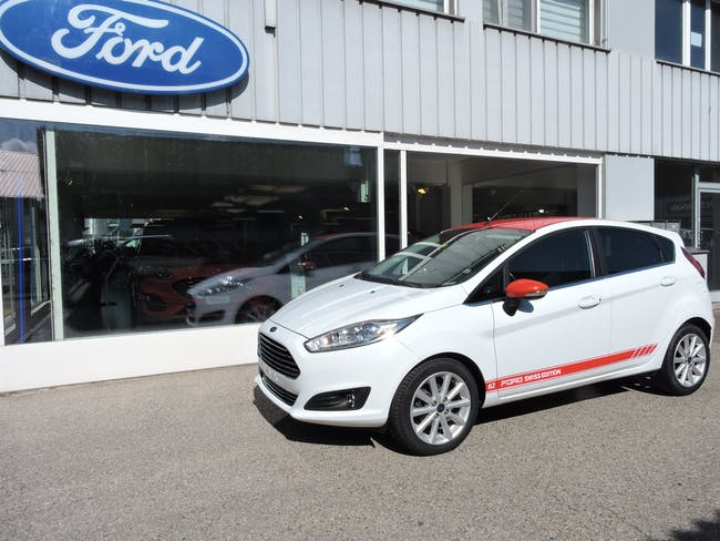 Ford Fiesta MCA TITANIUM 1.0SCTI 14 71'062 km CHF10'900 - buy on carforyou.ch - 1