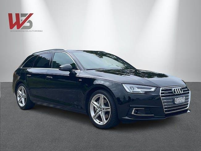 Audi A4 Avant 2.0 TDI 190 Sport quattro S-Tronic 116'000 km CHF27'700 - buy on carforyou.ch - 1