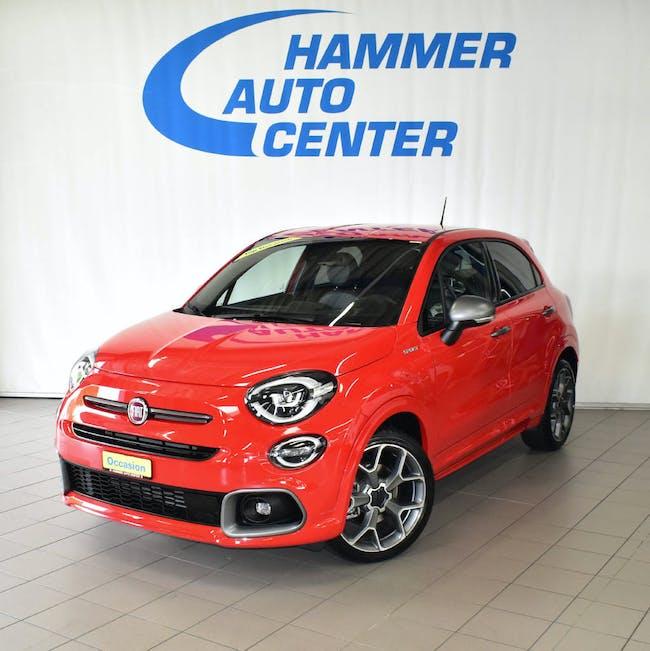 Fiat 500X 500 X 1.3 T4 Sport 24'000 km CHF25'700 - buy on carforyou.ch - 1