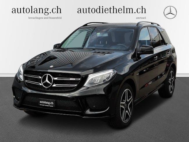 Mercedes-Benz GLE-Klasse GLE 43 4Matic AMG 87'200 km CHF45'800 - kaufen auf carforyou.ch - 1
