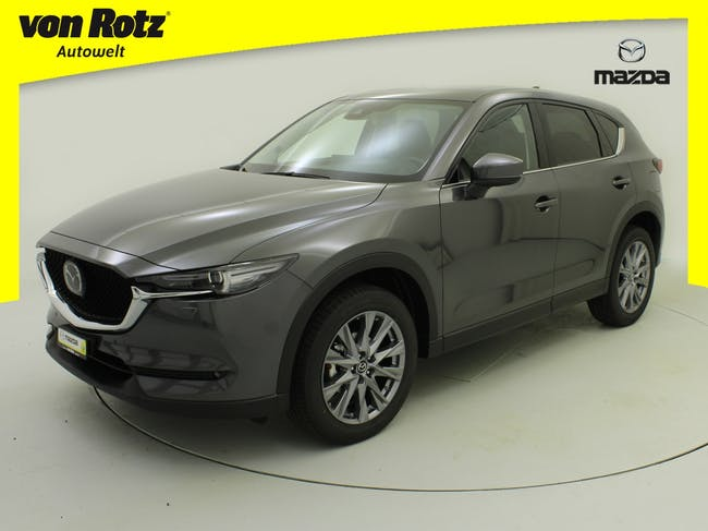 Mazda CX-5 2.5 Revolution AWD 8 km CHF44'400 - acquistare su carforyou.ch - 1