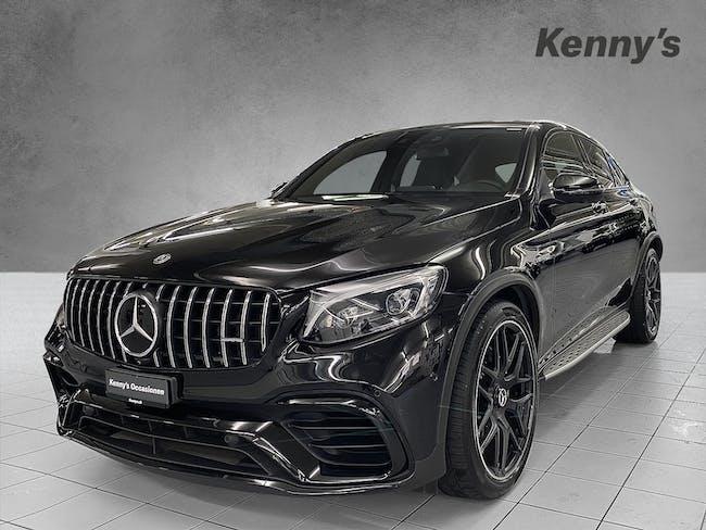 Mercedes-Benz GLC-Klasse GLC 63 AMG 4Matic Coupé 47'000 km CHF75'600 - buy on carforyou.ch - 1