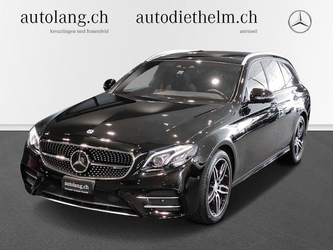 Mercedes-Benz E-Klasse E 43 4Matic AMG 112'400 km CHF44'800 - buy on carforyou.ch - 1
