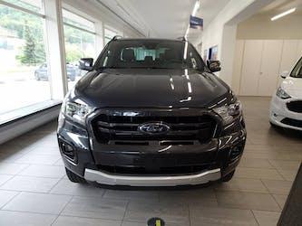 Ford Ranger Pick-up 2.0 TDCi DK 213 PS 4x4 Wildtrak 50 km CHF48'570 - buy on carforyou.ch - 2
