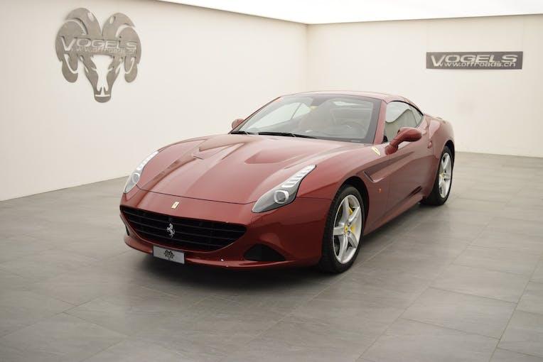 Ferrari California T 23'200 km CHF139'900 - buy on carforyou.ch - 1