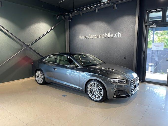 Audi A5 Coupé 3.0 TDI Design quattro tiptronic 65'500 km CHF39'900 - buy on carforyou.ch - 1