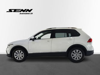 VW Tiguan 1.5TSI Evo Starter 1'000 km CHF27'950 - buy on carforyou.ch - 2
