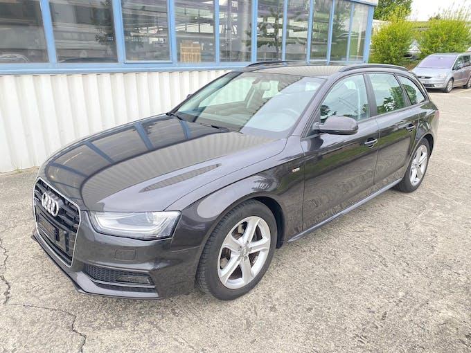 Audi A4 Avant S-Line 2.0 TDI multitronic 56'000 km CHF18'999 - buy on carforyou.ch - 1