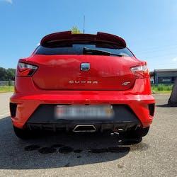 SEAT Ibiza SC 1.8 TSI Cupra 44'530 km CHF14'900 - buy on carforyou.ch - 2