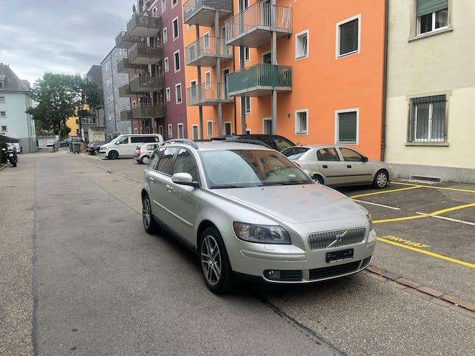 Volvo V50 1.6 112'000 km CHF5'900 - buy on carforyou.ch - 1