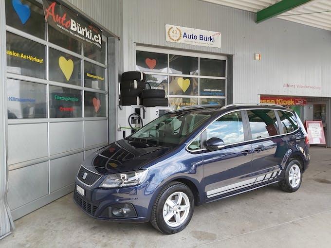SEAT Alhambra 2.0 TDI Style DSG 183'000 km CHF16'900 - buy on carforyou.ch - 1