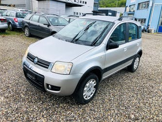 Fiat Panda 1.3 16V JTD Climbing 4x4 147'000 km CHF2'500 - buy on carforyou.ch - 2