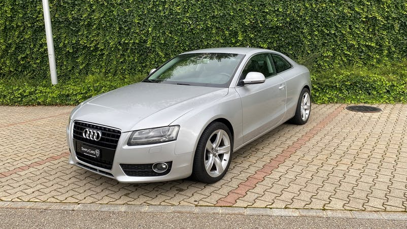 Audi A5 Coupé 3.0 TDI quattro 197'900 km CHF7'900 - buy on carforyou.ch - 1