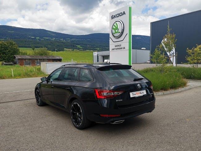 Skoda Superb Combi 2.0 TSI SportLine 17'400 km CHF41'500 - buy on carforyou.ch - 1