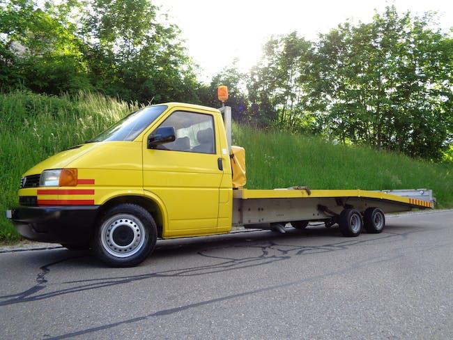 VW T4 2.5TDI 170'500 km CHF19'900 - buy on carforyou.ch - 1