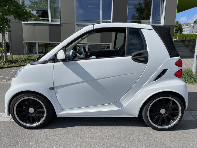 Smart Fortwo Cabrio 1000 84 Pulse 82'000 km CHF7'999 - buy on carforyou.ch - 1