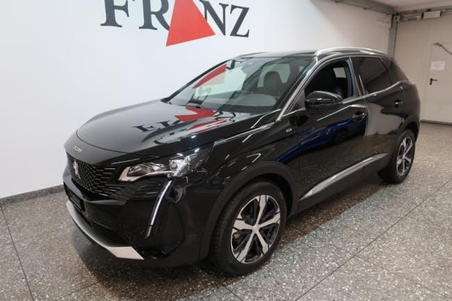 Peugeot 3008 1.6 PTech GT Pa EAT 12 km CHF43'100 - acquistare su carforyou.ch - 1