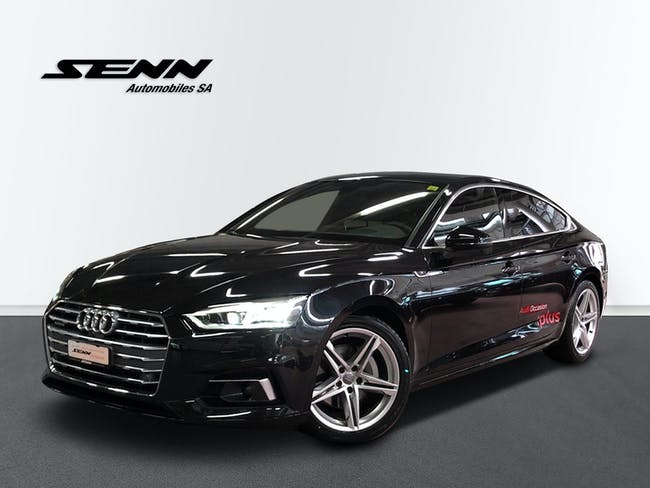 Audi A5 Sportback 40 TDI sport 35'000 km CHF48'950 - buy on carforyou.ch - 1