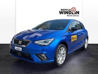 SEAT Ibiza 1.0 TSI 110 Hola FR DSG 4'500 km CHF24'900 - buy on carforyou.ch - 2