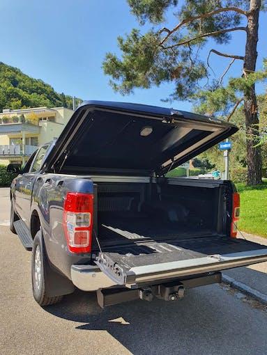 Ford Ranger DKab.Pick-up 2.0 EcoBlue 4x4 XLT 5'000 km CHF48'717 - buy on carforyou.ch - 1