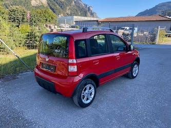 Fiat Panda 1.3 JTD 75 Climbing 4x4 97'000 km CHF6'900 - buy on carforyou.ch - 2
