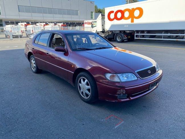 Lexus GS 300 année 1994 boîte automatique 190'000 km CHF1'900 - kaufen auf carforyou.ch - 1